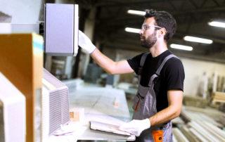 Branchenlösungen Möbelindustrie gbo datacomp MES